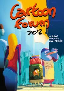Cartoon forum Trance 2012